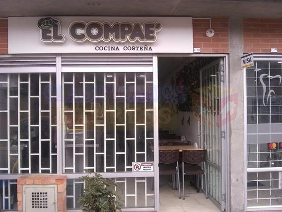 Vendo Restaurante En Excelente Sector Negociable, Todo Nuevo