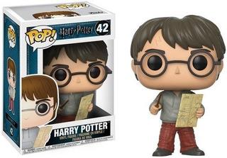 Funko Pop Harry Potter W/ Marauders Map