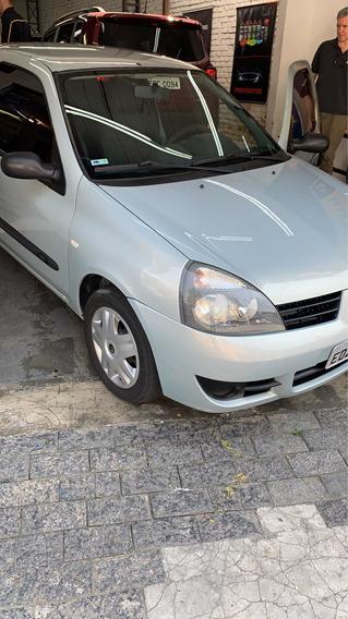 Renault Clio Campus 2 Portas - Prata 2008/2009