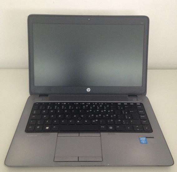 Notebook Hp 840 Core I5 4300u 4gb 500gb Windows 10