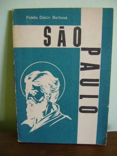 Livro São Paulo - Fidélis Dalcin Barbosa Coleção Luz Santos