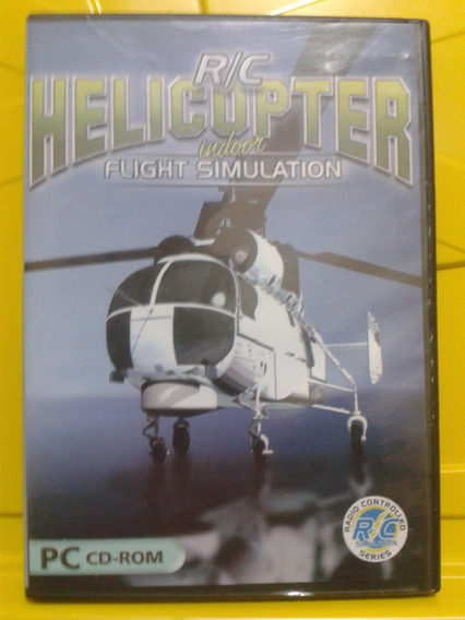 R/c Helicopter - Flight Simulation