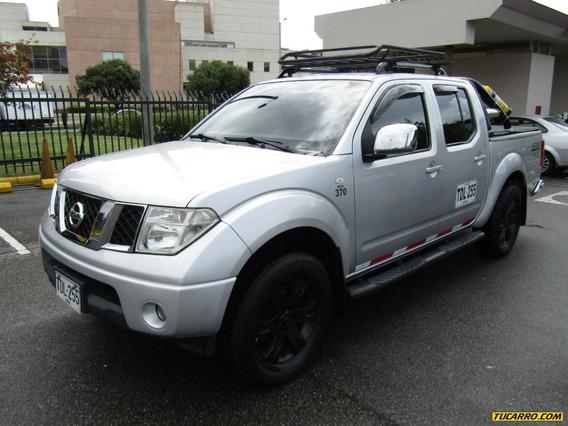 Nissan Navara Mt 2500cc Td 4x4