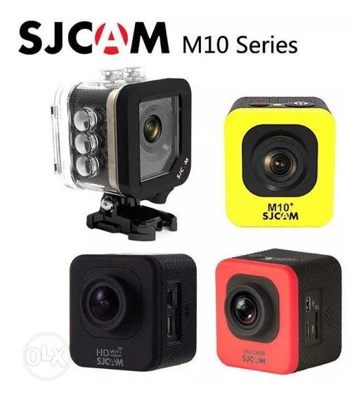 Câmera Sjcam M10 - Action Cam 1.5 12mp Fhd Original