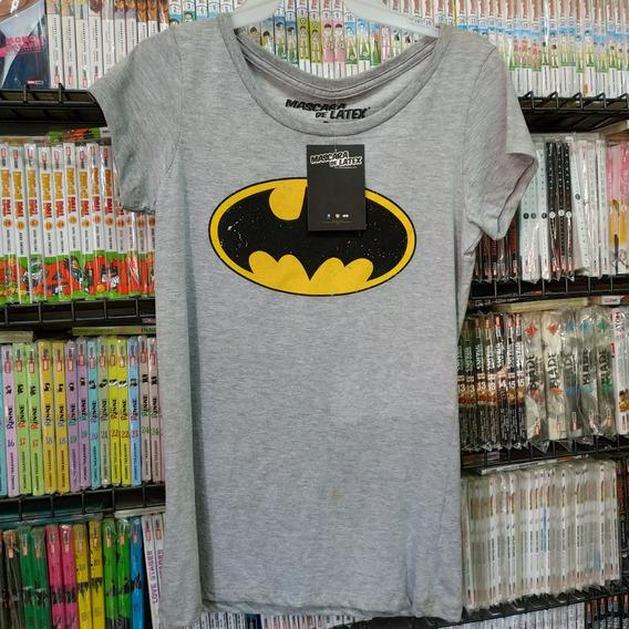 Batman Clásico Máscara De Látex Mujer