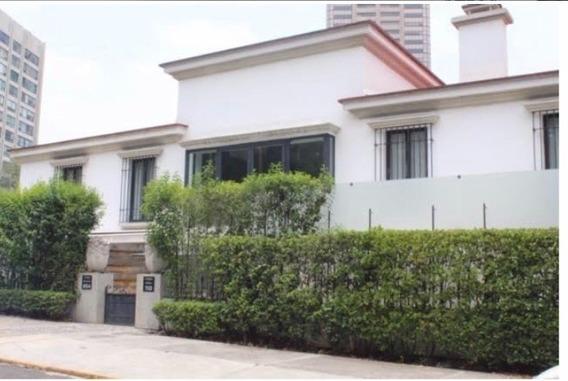 Casa Para Oficina En Renta En Lomas De Chapultepec