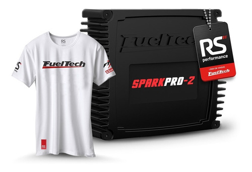 Imagem 1 de 5 de Fueltech Sparkpro-2 Sem Chicote (spark Pro 2) + Kit Brindes
