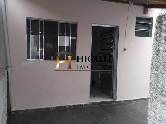 Casa Com 03 Cômodos Para Locação - Interlagos/sp. - H-0230