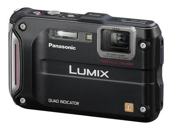 Câmera Panasonic Lumix Dmc-ts4