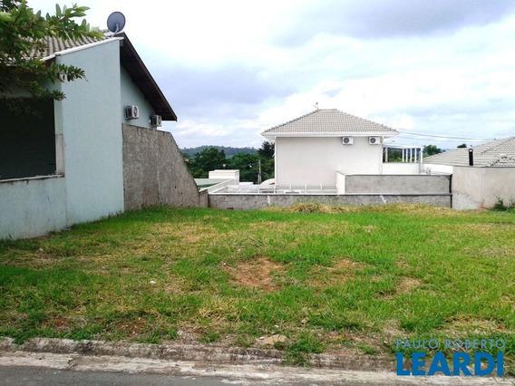 Terreno Em Condomínio - Condomínio Residencial Flor Da Serra - 449771