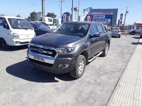 Ford Ranger Xlt 3.2 4x2 Descuenta Iva 2018