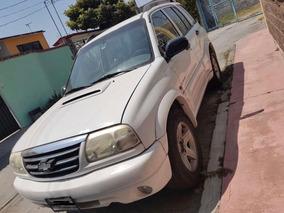 Chevrolet Tracker, 2007, Blanca, 5 Puertas.