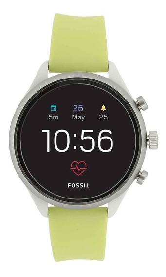 Reloj Smartwatch Para Mujer Fossil Gen 4 Sport Touchscreen