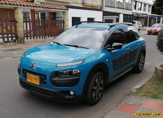 Citroën C4 Cactus Mt
