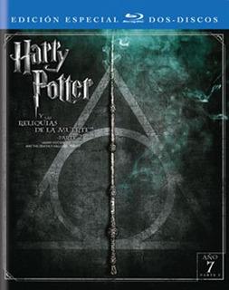 Blu-ray - Harry Potter Y Las Reliquias De La Muerte Parte 2