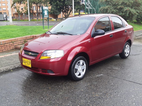 Chevrolet Aveo Ls 1.600 A.a