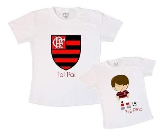Camiseta Kit Pai Filho Baratas