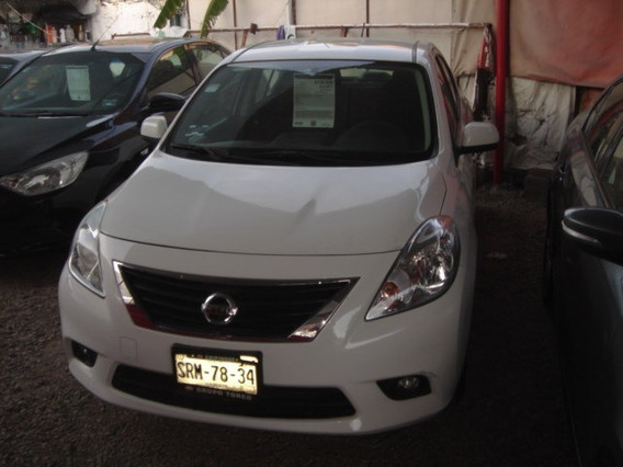 Nissan Versa 2013 Advance