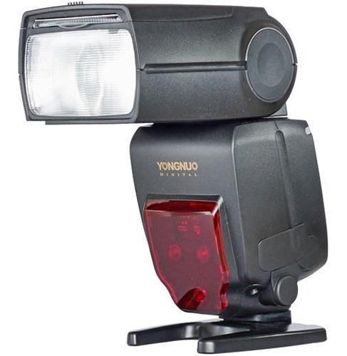 Imagem 1 de 10 de Flash Yongnuo Yn-685 Hss Ttl Para Nikon Yn685 12x S/juros