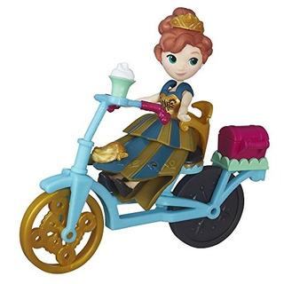 Disney Frozen Pequeño Reino Anna Bicicleta