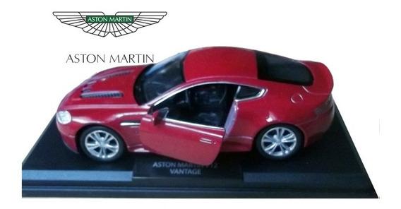 Aston Martin V12 Vantage - Deportivos De Leyenda Metal