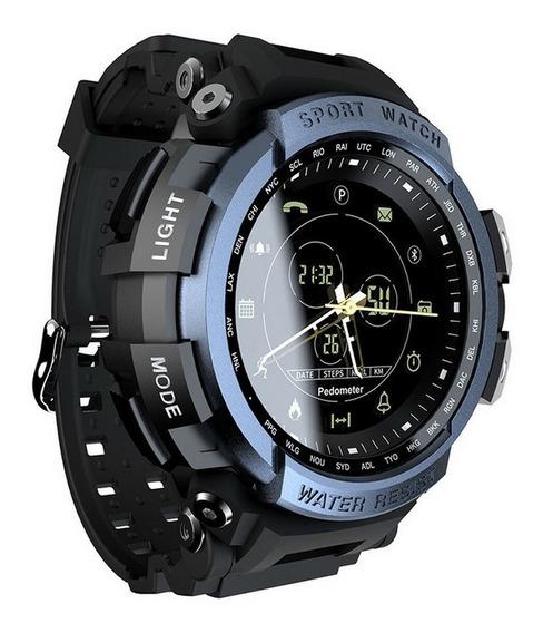 Reloj Inteligente Lokmat Mk28 Deportivo 5atm Impermeable