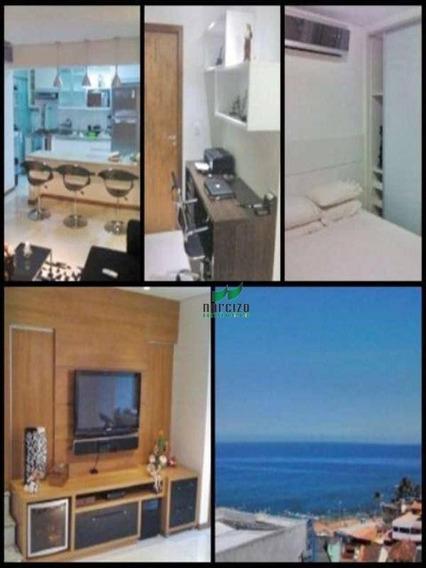Cobertura Residencial À Venda, Rio Vermelho, Salvador - Co0032. - Co0032