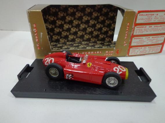 Lancia Ferrari D50 Fangio Campeon F1 1956 1/43 Brumm