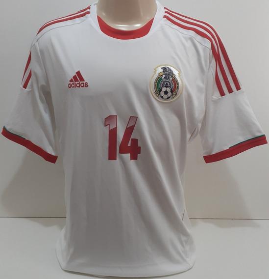 Camisa Do México adidas Original Chicharito 2013 - Me