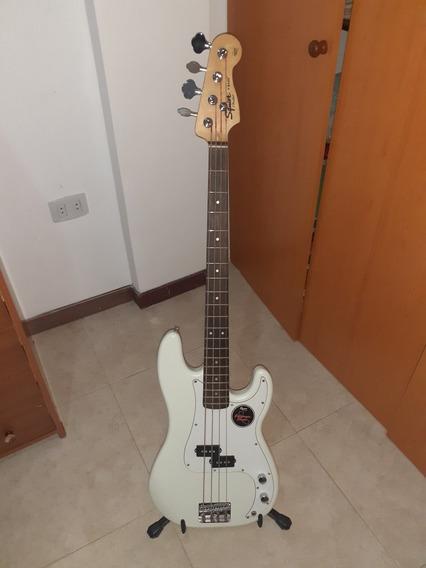 Bajo Squier Fender Planta Y Pedalera