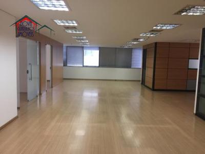 Sala Comercial Para Locação No Jardim Paulistano - Sa00006