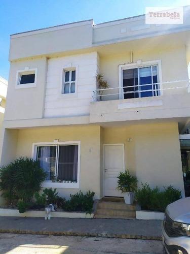 Casa À Venda, 153 M² Por R$ 680.000,00 - João Xxiii - Vinhedo/sp - Ca0279