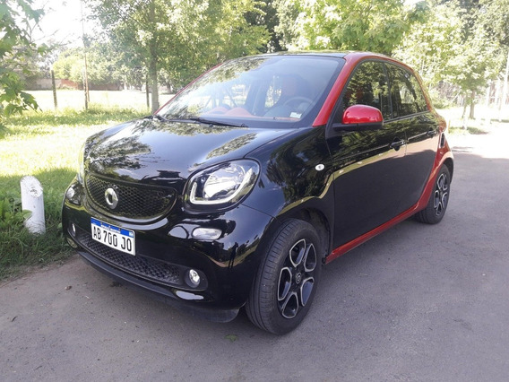 Smart Forfour 2017 Unico 5.000 Km Reales / Particular