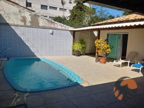 Casa Com 3 Quartos À Venda - Praia Do Morro - Guarapari/es - Ca0456