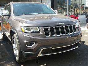 Jeep Grand Cherokee 3.6 Limited Lujo 4x2 Mt