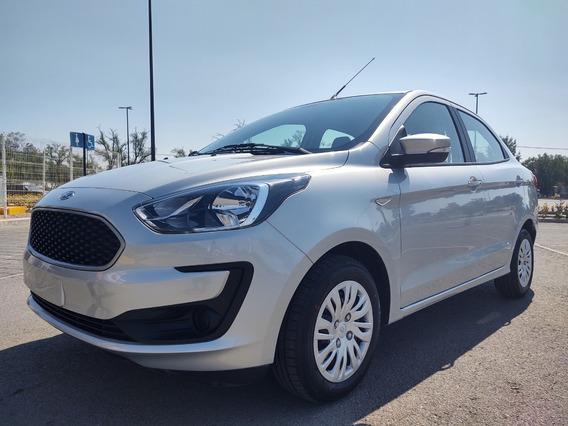 Ford Figo Impulse 1.5l 2020 3 Cilindros