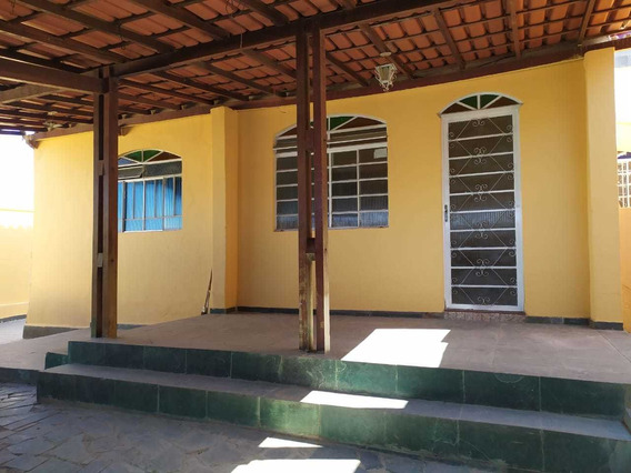 Casa Com 3 Quartos Para Comprar No Conjunto Cristina (são Benedito) Em Santa Luzia/mg - 1400