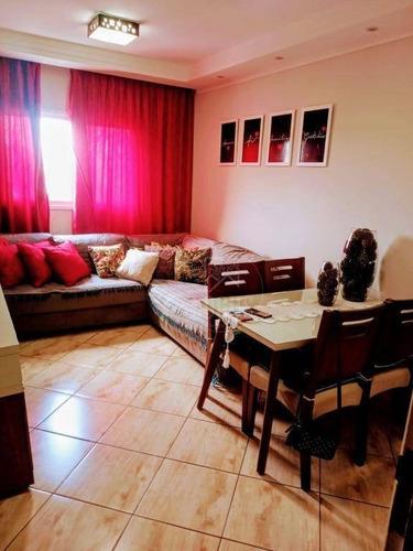 Imagem 1 de 14 de Apartamento Com 2 Dormitórios À Venda, 54 M² Por R$ 245.000,00 - Ferrazópolis - São Bernardo Do Campo/sp - Ap1532