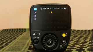 Radio Transmisor Ttl Flash Sony Cámaras Reflex