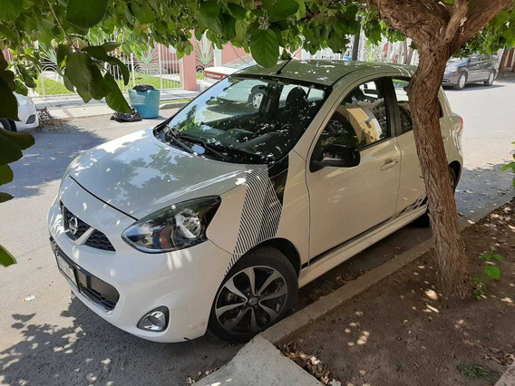 Nissan March 1.6 Sr Navi Mt 2014