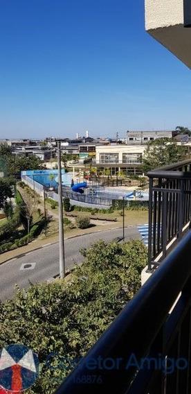 Apartamento No Cond Acqua Park 3 Dormitorios 1 Vaga - Ml977