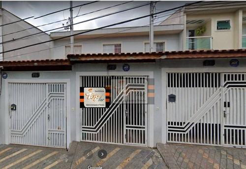 Sobrado Com 2 Dormitórios 2 Suítes - So0817