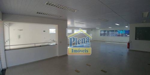 Imagem 1 de 11 de Galpão Para Alugar, 250 M² Por R$ 20.000,00/mês - Chácara Da Barra - Campinas/sp - Ga0087