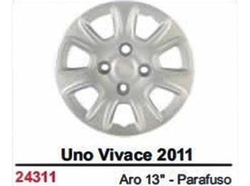 Imagen 1 de 5 de Taza Rueda Fiat Uno Vivace 2011
