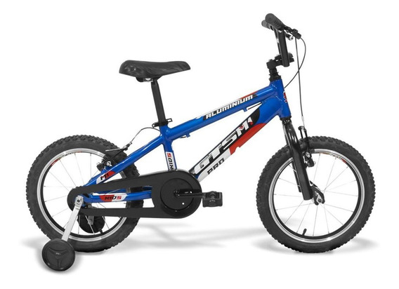 Bicicleta Infantil Gts M1 Aro 16 V-brake Adv New Kids Pro Cl