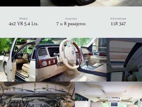 Lincoln Navigator Vagoneta Ultime Qc Lujo 4x2 At 2006