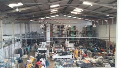 Galpão Industrial Para Locação, Chácara Do Solar I (fazendinha), Santana De Parnaíba - Ga1667. - Ga1667