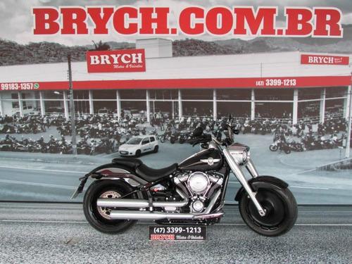 Harley Davidson Fat Boy 107 Flfb Abs