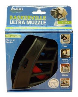 Bozal Perros Baskerville Proteje Y Comodo Talla 5