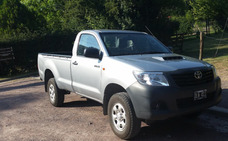 Toyota Hilux 4x2 2015 Cabina Simple